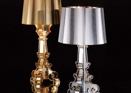 Kartell-Bourgie Metal Leuchte