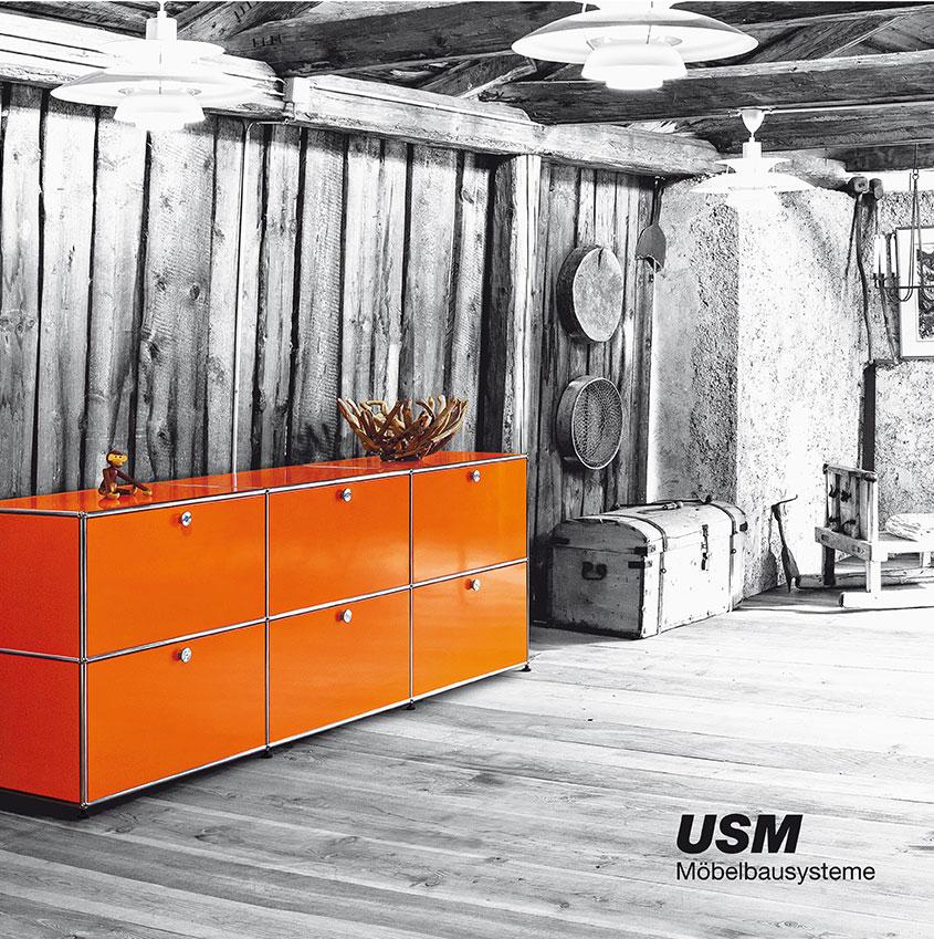 Sideboard USM Haller Möbelbausysteme