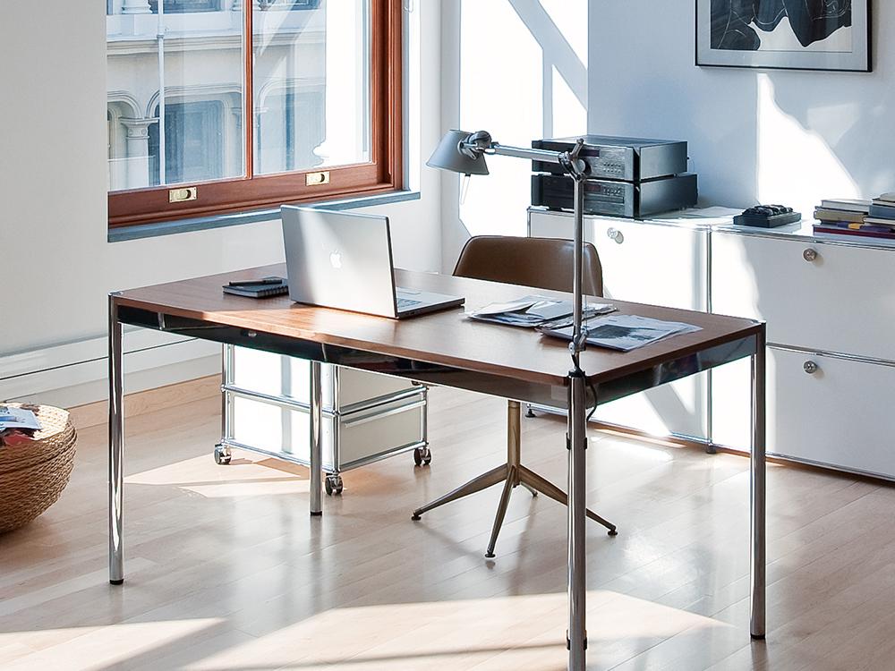 usm haller tische f r jeden der richtige wohn design blog. Black Bedroom Furniture Sets. Home Design Ideas