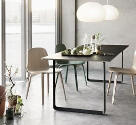 Visu Chair und 70/70 Tisch
